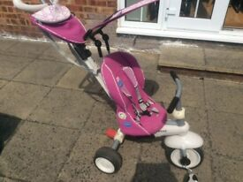 Smart trike for age 10mths +
