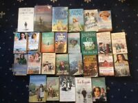 Collection of 36 novels