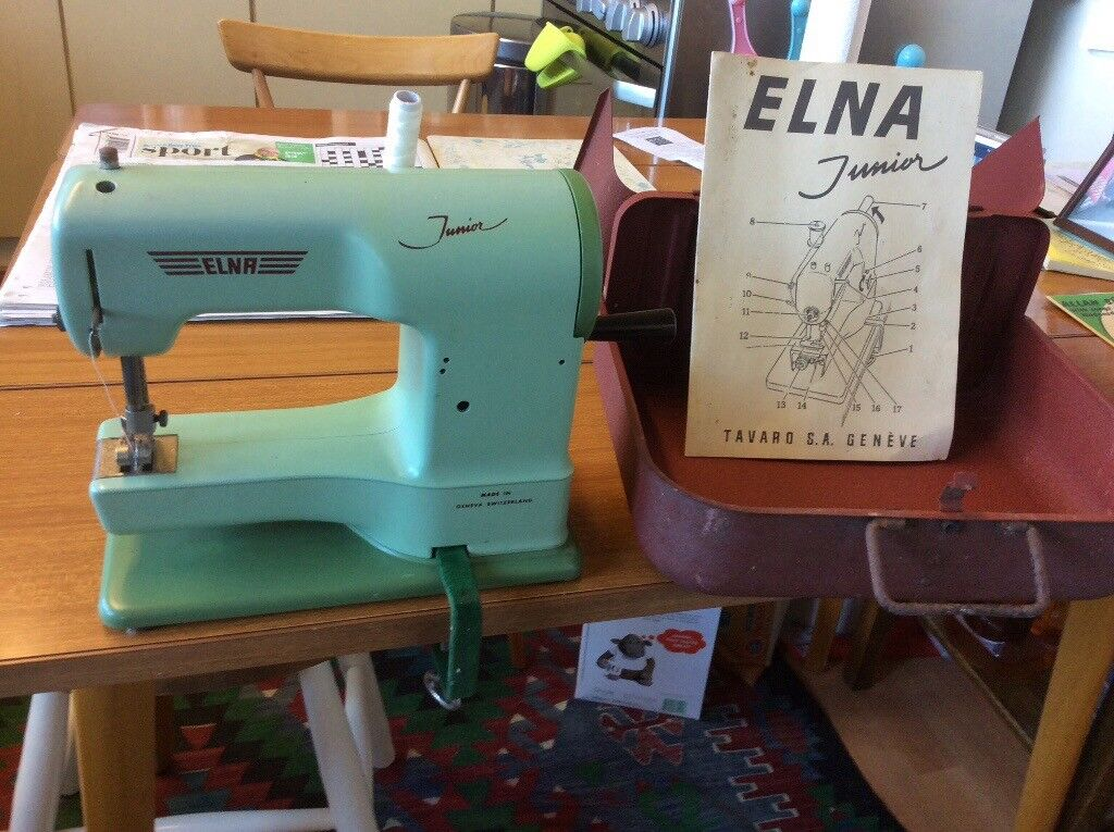 Elna Junior Toy Sewing Machine40 In Norwich Norfolk Gumtree Interesting Elna Junior Sewing Machine