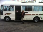 1985 Nissan civilian motorhome Belair Mitcham Area Preview