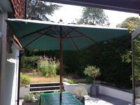 Alexander Rose Garden Parasol