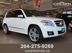 2010 MERCEDES-BENZ GLK-350 - SPACIOUS, AND POWERFUL!