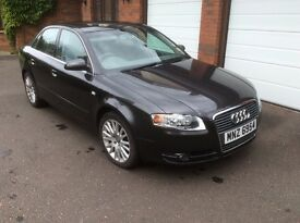 A4 AUDI 2.0 SE TDI 170 bhp 98K miles long MOT 2 owners from new