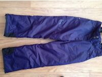 Girls Salopettes Tog 24 age 11-12 years excellent condition