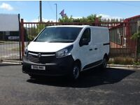 2016 VAUXHALL VIVARO 1.6 CDTI. AS NEW THROUGHOUT WITH 14K MILES. LOTS OF EXTRAS. NO VAT. NO VAT.