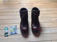 Scarpa SL-M3 Mountain Walking Boots Size UK 10.5/ EURO 45