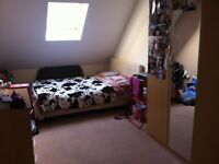 Large Double Room Available Now Close to Uni £400 pcm Inc All Bills