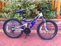 Apollo Awesome children's bike.