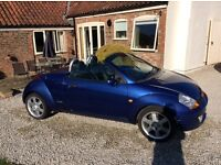 Ford Street KA 1.6 Luxury Convertible