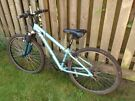 Girls Mountain Bike; suitable 10-16 yr old; 14inch frame Apollo XC26s; excellent condition