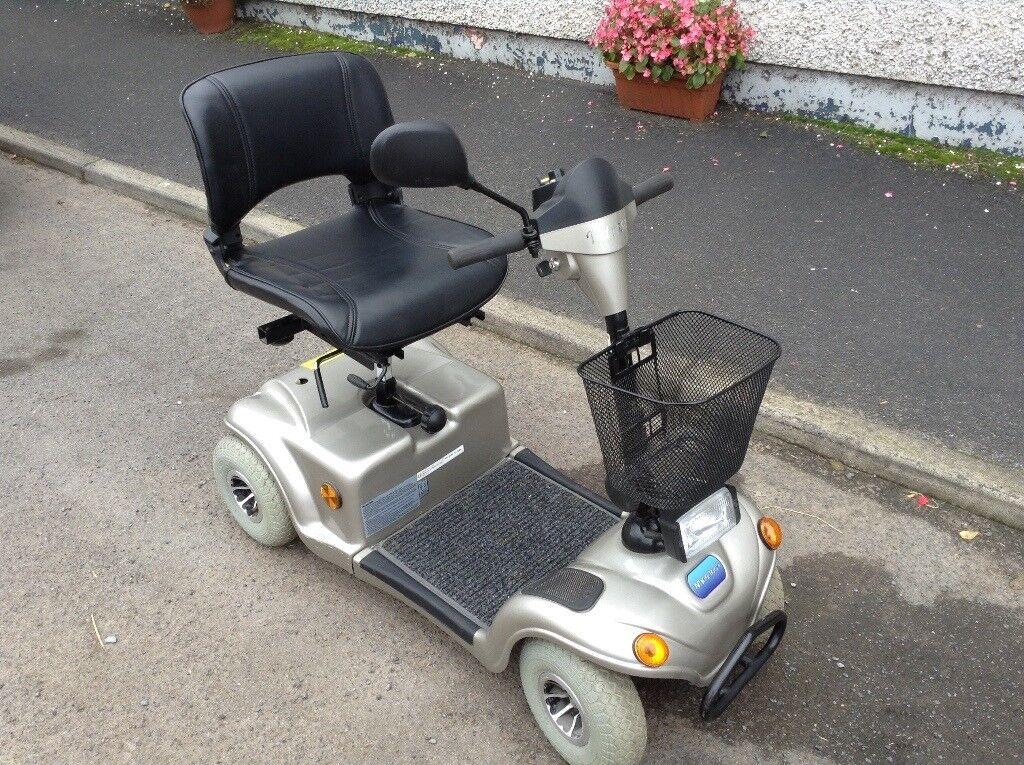 Mobility Scooter, Monami Vitesse