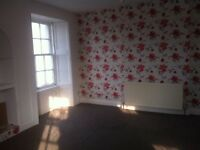 LARGE 3 DOUBLE BED FLAT, lounge, kitchen/dining room, bathroom with shower, gas C/H & parking place