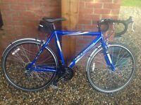 Vittesse Sprint 21 speed racing bike. As new!