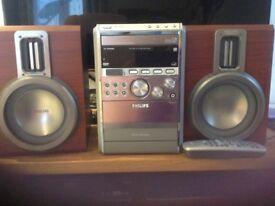 Philips Micro hi-fi System