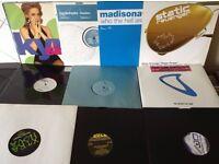 "20 mixed 12"" vinyl classic house lot 4"
