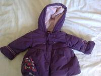9-12 month coat