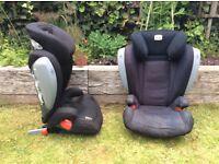 Britax Kidfix 15-36kg Child Safety Car Seat (x2)