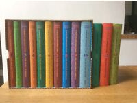 Complete set of Lemony Snickett ' A Series of Unfortunate Events' books 1-13 as new, read once.