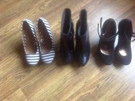 High Heels Size 5