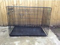 ElliBo Large Dog Cage