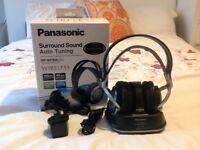 Philips wireless headphones RP WF959
