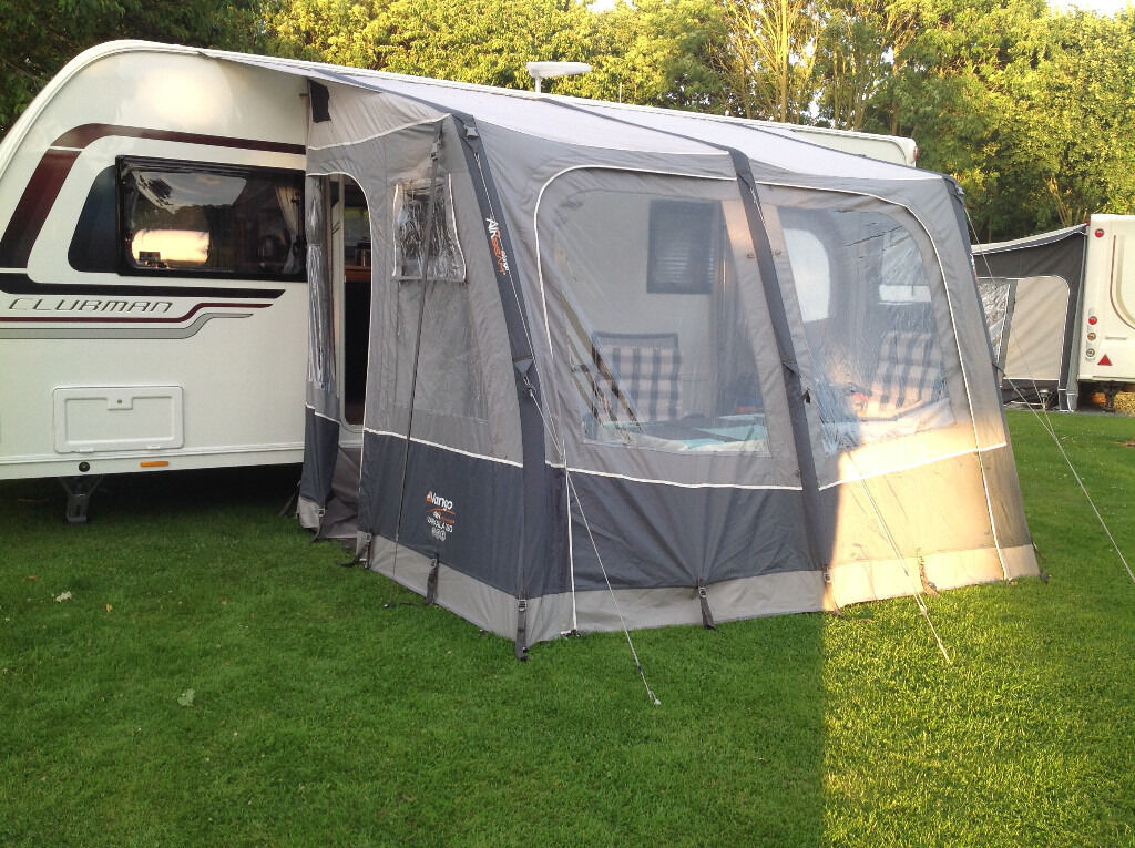 Vango Varkala 280 Air Awning For Sale Excellent Condition In