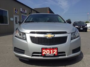 2012 Chevrolet Cruze 1 OWNER OFF LEASE-MANUAL-52MPG Windsor Region Ontario image 7