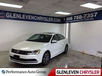 2015 Volkswagen Jetta Sunroof, Comfortline, Alloy wheels, Blueto
