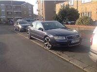 Audi A8 (V8) Quattro