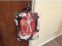 Star Wars Stroomtropper Child Costume (never opened)