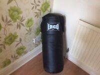 Punch boxing bag