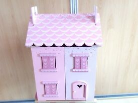 Le Toy Van - My First Dream House WITH FURNITURE+PEOPLE DOLL'S HOUSE