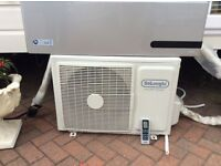 Delonghi air con for sale £250, or nearest offer