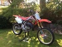 Honda cr85 2007