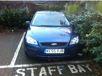 FORD FOCUS - BARGAIN @£700 -NEEDS CATILIC CONVERTOR HENCE PRICE - QUICK BUY - NO TIME WASTERS !!