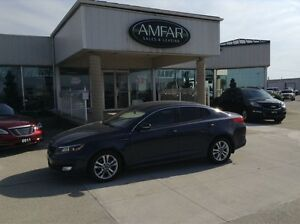 2015 Kia Optima LOW KMS / HIGH MPG / NO PAYMENTS FOR 6 MONTHS !!