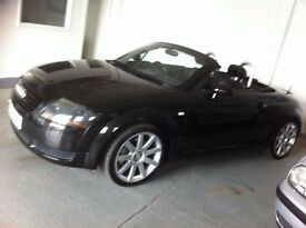 \\ FUTURE CLASSIC // 51 AUDI TT 225 ROADSTER, 105000 MILES, FULL HISTORY, MOT APRIL