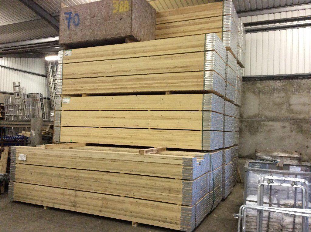 13' Scaffold Boards 3.9m long only £9 each