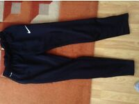 Nike Acadamy Track Pants size Large