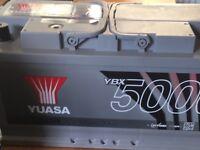 Yuasa YBX5019 Car Battery