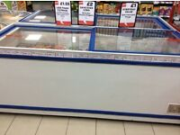 2 x 6ft Display Freezers For Sale