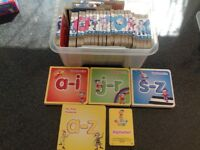 Noddy Book Bundle and Alphabet Flash Cards