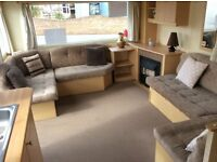very cheap caravan sited on st.osyth beach holiday park-next to beach-FREE CREDIT CHECKS