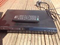 Small Sony DVD player