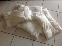 Cot bed / Junior bed pillows