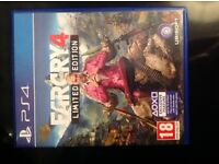 Far cry 4 PS4 limited edition