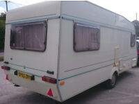 1997 Six (6) Berth Caravan ABI Sprinter Gold 500CT 4xBunks 1xDouble plus Large Awning
