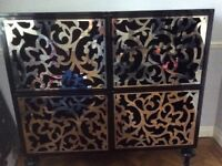 Dinning table cabinet 8 chaires