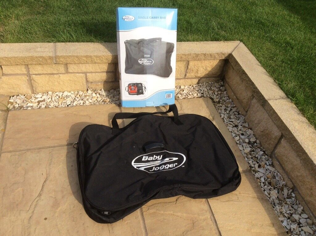 Baby Jogger Single 3 Wheel Pushchair Carry Bag In Cambuslang Glasgow Gumtree