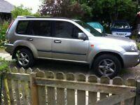 Nissan Xtrail - Spares or Repair - 2003 -Petrol